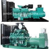Diesel van de Macht 1MW 1000kw/1250kVA van Cummins Kta50-G3 de Op zwaar werk berekende Grote Industriële Reeks van de Generator