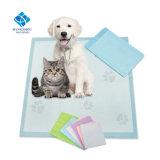 Heißer Verkaufs-hohe saugfähiges Material-Hundewelpen-Trainings-Auflage mit niedrigen Kosten