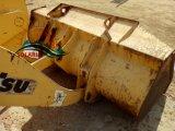 Caricatore originale usato della rotella del Giappone KOMATSU Wa100 da vendere