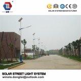 Hochwertiges im Freien helles Straßenlaterneder Sonnenenergie-50W