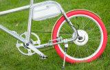 Grüne Energien-Aluminiumfahrrad-elektrisches Fahrrad-abnehmbare Batterie