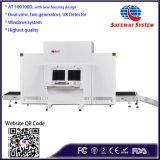 De dubbele Scanner van de Bagage van de Röntgenstraal van de multi-Energie van de Mening met Twee Generators van de Röntgenstraal