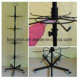 Rolling épicerie de détail de meubles présentoir parapluie Rack de promotion de l'usine chinoise