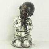 Supporto di candela caldo del Buddha del Figurine di vendita per il commercio all'ingrosso