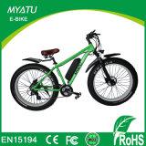Vélo électrique du plus défunt gros pneu avec le moteur 500W sans engrenages
