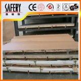 De Bladen van het Roestvrij staal van Tisco AISI 304