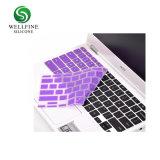 Teclado de silicone à prova de cobertura para PC