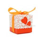 Inner-Form-Büttenpapier-Geschenk-Kästen Wholesale