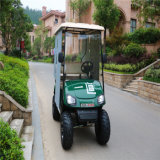 Chariot de golf électrique de Seaters de l'usine 4 avec la batterie de 48 volts