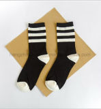 Новая мода в полосы высокое качество проектирования одежды хлопка Sock