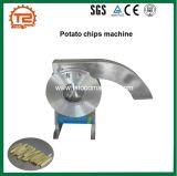 Машина картофельных стружек используемая для обломоков делая линию