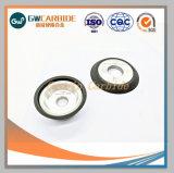 炭化タングステンのCNCの旋盤のための磨く粉砕車輪