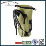 Bolso seco al aire libre popular Sh-17090131 del PVC del morral de Summining del paquete impermeable del saco