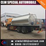 6*4 Distribuidor de asfalto HOWO betume de Camião Veículo de Pulverização com preço barato