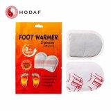 Parche de chaleco calor duradero parche Mantener de pie de la pierna pastillas más cálidas