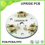 L'aluminium PCB PCB lumineux à LED assemblage de la carte de circuit PCBA