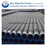 3lpe 3PE Serra Contínua de revestimento de tubos de aço para oleodutos