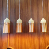 Iluminação de suspensão da casa decorativa moderna de alumínio simples da luz do pendente