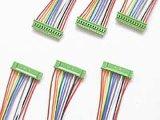 Connecteurs de l'unité pour la TV couleur, VCD