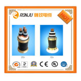 Cabo de controle flexível isolado PVC livre de Kvv do melhor halogênio do fumo da qualidade baixo