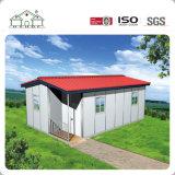 Snelle Installatie en het Mooie Huis van de Villa van Lage Kosten Prefab Uiterst kleine