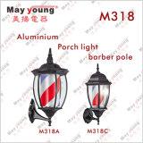 Signe de coiffeur de modèle de lanterne d'approvisionnement d'usine