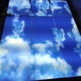 El diseño único No-Rastrea la luz del panel de costura del LED Framelss