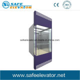 Petite salle des machines d'observation gearless Ascenseur