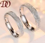 도매 고품질 한 쌍은 925의 순은 반지 한 쌍 반지를 둥글게 된다