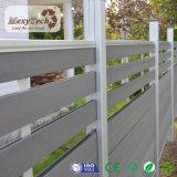 Bricolage Extérieur Clôture Bois Plastique Composite Confidentialité