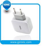 El doble de los puertos USB cargador de pared USB Smart para teléfono móvil