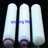 0.5/0.2 filtros em caixa de ar final do mícron PTFE de /0.22 para a ventilação estéril