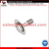 La norme DIN 7964 vis à tête hexagonale avec la queue (Waisted tige mince) avec rondelle captive l'acier inoxydable