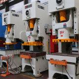 Jh21 máquina de carimbo de aço mecânica do perfurador de furo do ferro da imprensa de potência de 200 toneladas