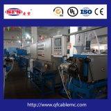 Los cables eléctricos el manguito aislante de piel de la línea de producción de extrusión