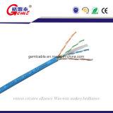 Câble de cuivre de vente chaud du câble LAN du réseau CAT6 UTP CAT6
