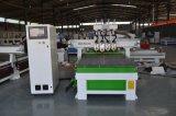 Métal 3D GRAVURE de coupe de bois de menuiserie machines CNC