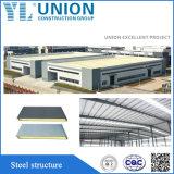 Struttura Builidng del blocco per grafici d'acciaio dell'ampia luce con l'iso: Certificato del Ce 14000
