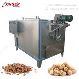 Rôtissoire approuvée de graine de cacao de machine de torréfaction de noix d'amande de la CE à vendre