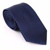 Nouveau design de mode Nouveauté100% soie tissée en polyester/cravate (1209-02)