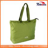 高品質のショッピングのためのジッパーが付いている大きい女性の戦闘状況表示板のハンド・バッグ