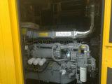 los mejores generadores diesel accionados Perkins espera 750kVA con el tanque del día