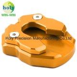 La fabrication de pièces d'usinage CNC de précision personnalisé pour la pédale de YAMAHA