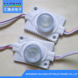 Luz lateral 3W Módulo LED impermeável de alta potência de luz da caixa de Publicidade