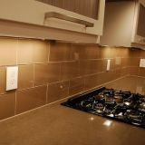 Кухонные мойки кварцевого искусственного мрамора