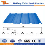 Color Steel Sheet Panel for Steel Structure Roof and Wall