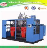 Moldeo por insuflación de aire comprimido del apretón del HDPE de la botella de la protuberancia plástica de la botella que hace la máquina