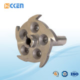Encaixe feito sob encomenda da válvula da carcaça de investimento do cobre da precisão