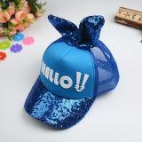 Custom Azul Bebê crianças crianças Caminhoneiro Snapback Boné chapéu de malha
