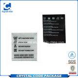 De milieuvriendelijke Etiketten van de Stickers van de Was van de Prijs van de Fabriek